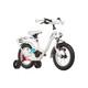s'cool niXe 12 Bicicletta bambino steel bianco